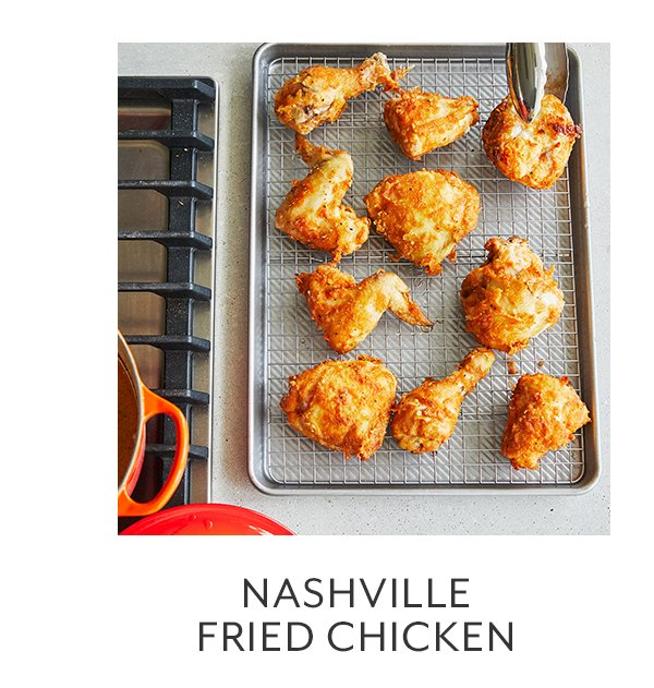 Class: Nashville Fried Chicken