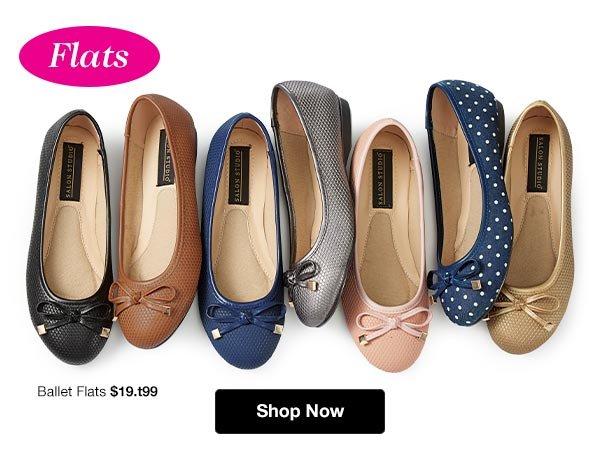 Shop Flats on Sale!