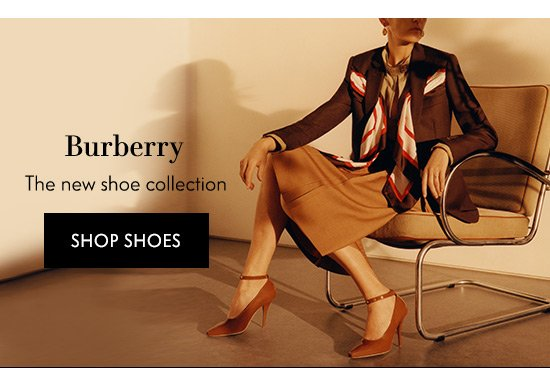 Shop Burberry Shoes
