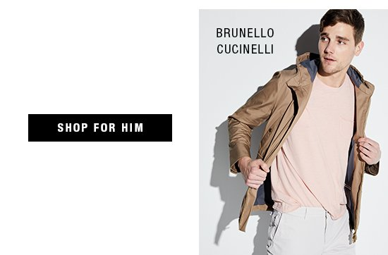 Shop For Him – Brunello Cucinelli
