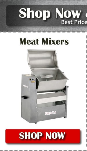 Meat Processing Products: Your V I P  COUPON Inside! | Milled