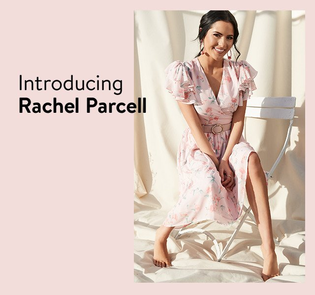 Introducing Rachel Parcell
