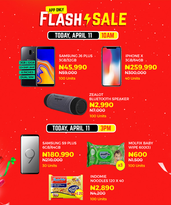 Jumia Nigeria 2: Grab the Apple iWatch Series 4 @ ₦1,800 and