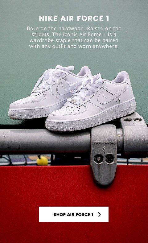 Kids Foot Locker: Nike Air Force 1 | Milled