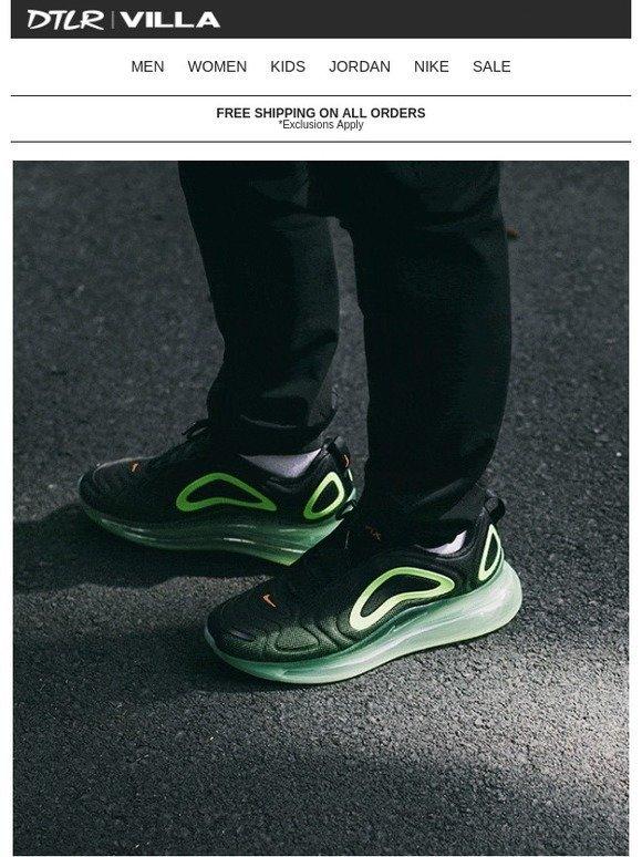 05316d9883db0 VIlla  Major Air Drop 📦 Nike Air Max Now Available
