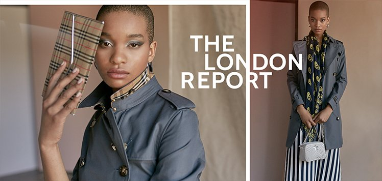 Luxe Just Landed: Burberry to Alexander McQueen