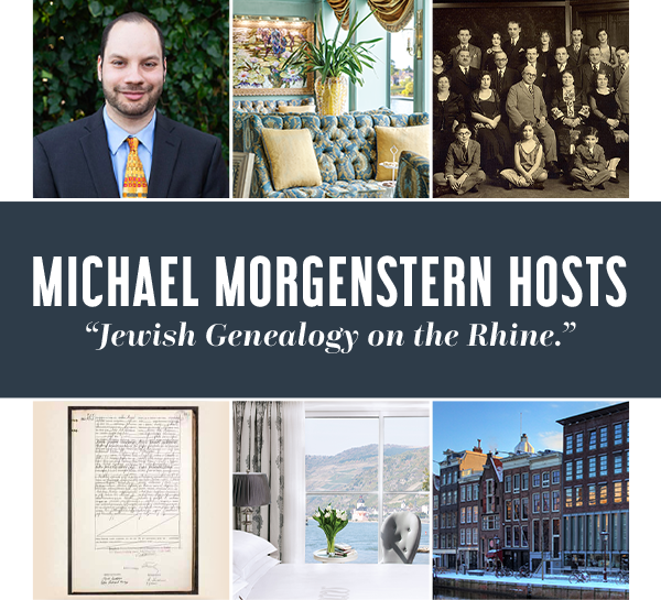Michael Morgenstern Hosts