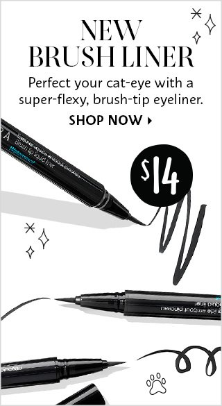 Shop Now New Brush Liner