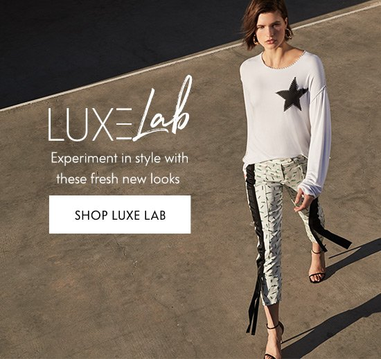 Shop Luxe Lab