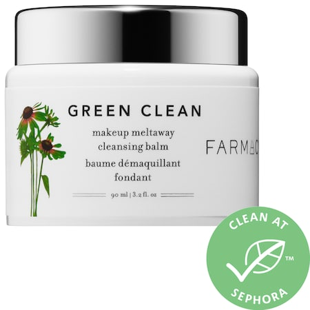 Farmacy : Green Clean Makeup Removing Cleansing Balm : Face Wash & Cleansers