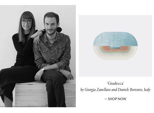 Giorgia Zanellato and Daniele Bortotto