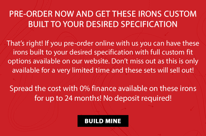 Build Your Set Of Irons Now - Click Here