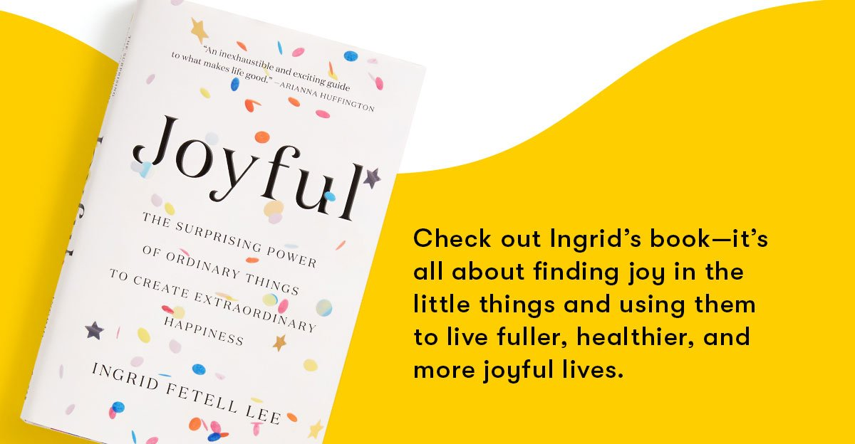 Check out Ingrid's book
