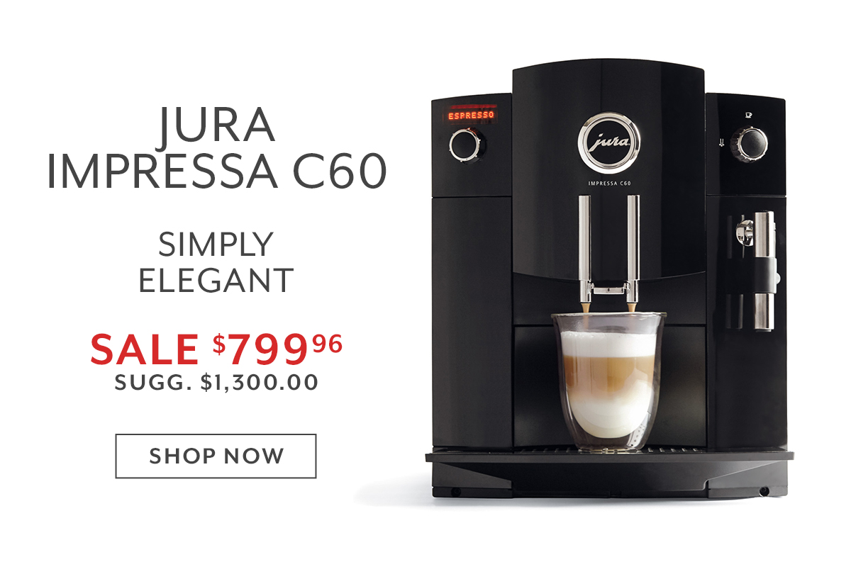Jura Impressa C60