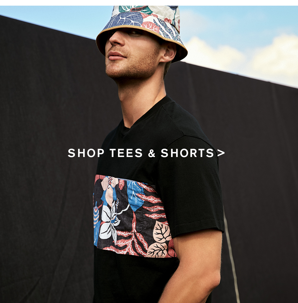 Shop Tees and Shorts