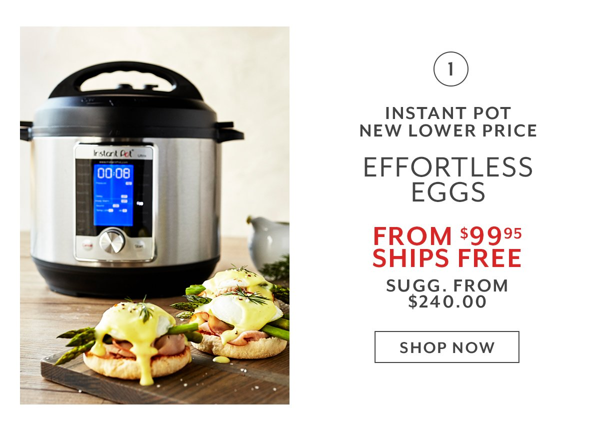 Instant Pot • New Lower Price