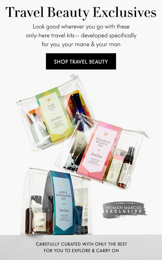 Shop Travel Beauty