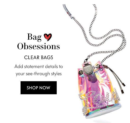 Shop Clear Bags