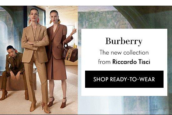 Shop Burberry Ready-To-Wear