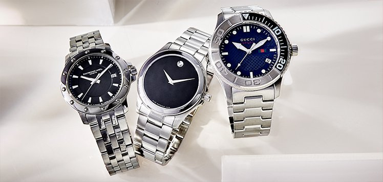 Men's Metal Watches