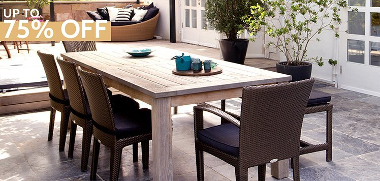 Massive Outdoor Sale: Seating, Tables & More