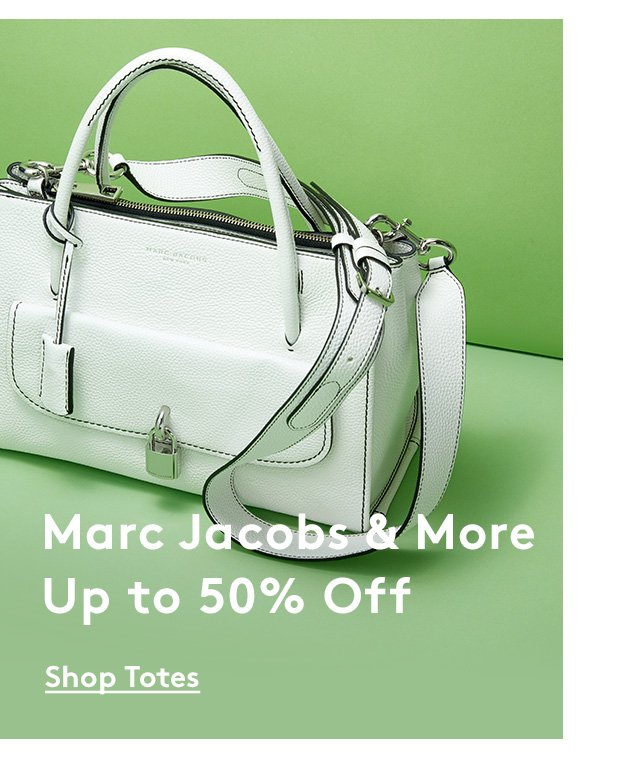 Marc Jacobs & More | Up to 50% off | Shop Totes