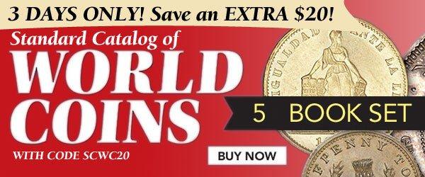 shopnumismaster com: Save an Extra $20 Off The Standard