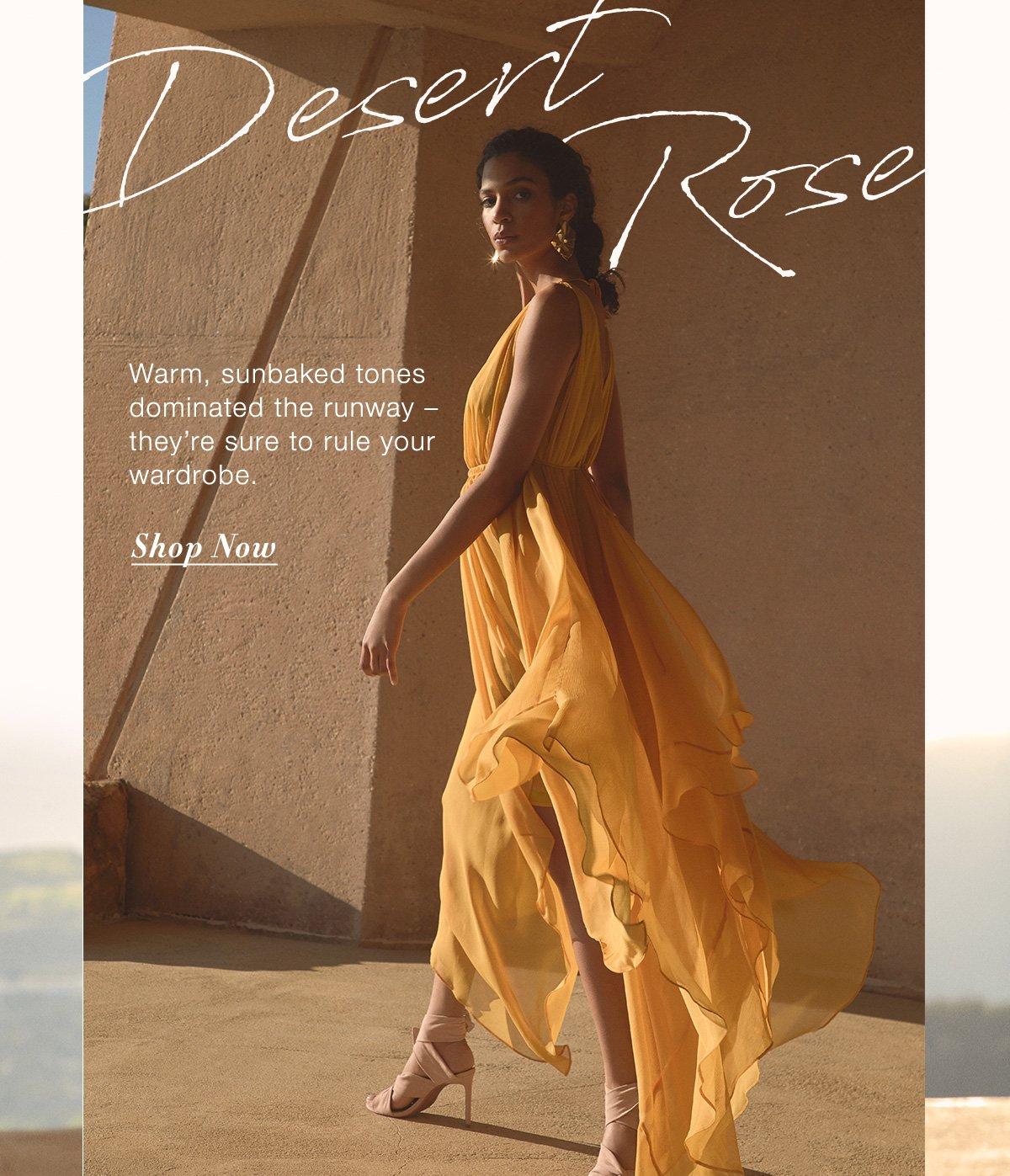 DESERT ROSE...