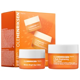 OLEHENRIKSEN : C Your Best Selfie Brightening Moisturizer & Eye Crème Set : Value & Gift Sets