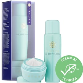 Tatcha : Pore-Perfecting Moisturizer & Cleanser Duo : Value & Gift Sets