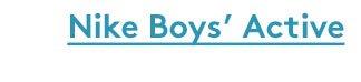 Nike Boys' Active
