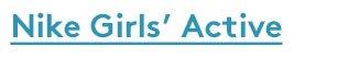 Nike Girls' Active