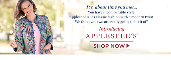 Introducing Appleseed's