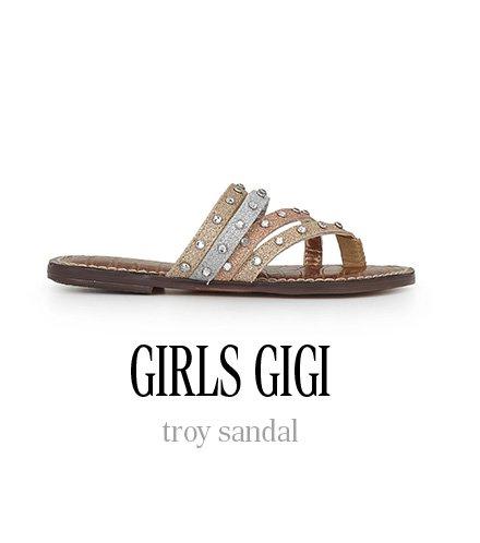 GIRLS GIGI troy sandal