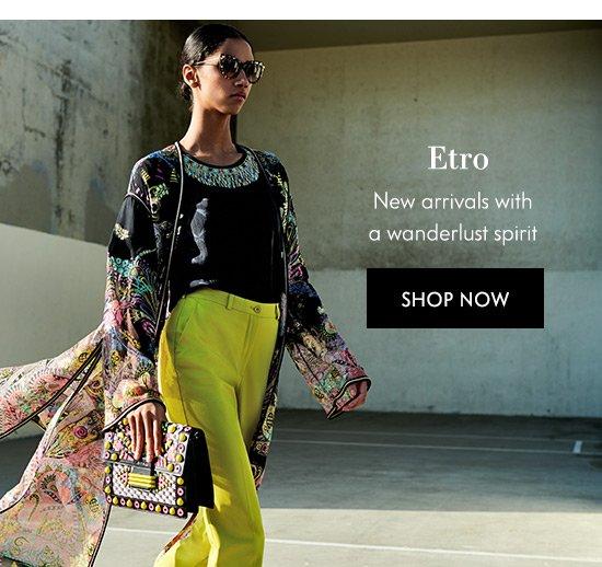Shop Etro