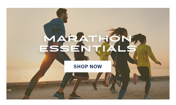 Marathon Essentials, Shop Now