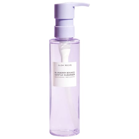 Glow Recipe : Blueberry Bounce Gentle Cleanser : Face Wash & Cleansers