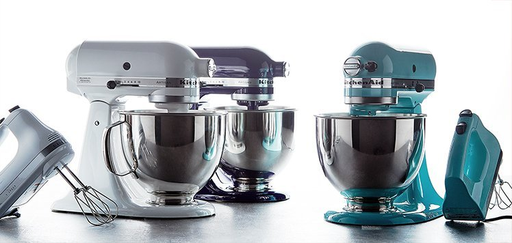 KitchenAid With More Just In