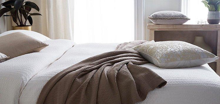 Fresh Linen Bedding & More