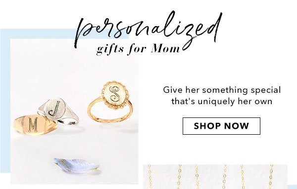Personalized Gifts for Mom. Shop Now