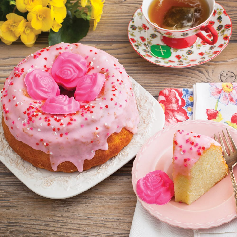 Mother's Day Tea Cake