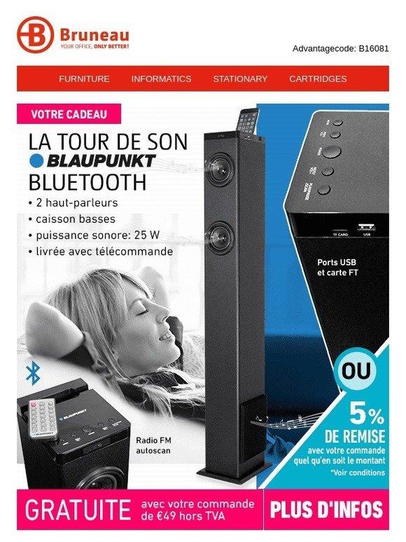 Jm Bruneau N Oubliez Pas Votre Tour De Son Blaupunkt Milled