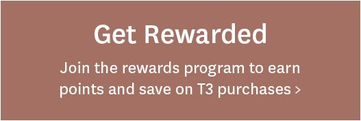 Earn points on T3 purchases