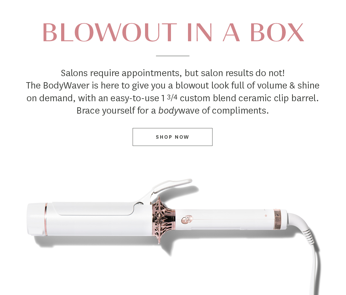 Blow out in a box