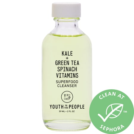 Youth To The People : Superfood Antioxidant Cleanser Mini : Mini Size