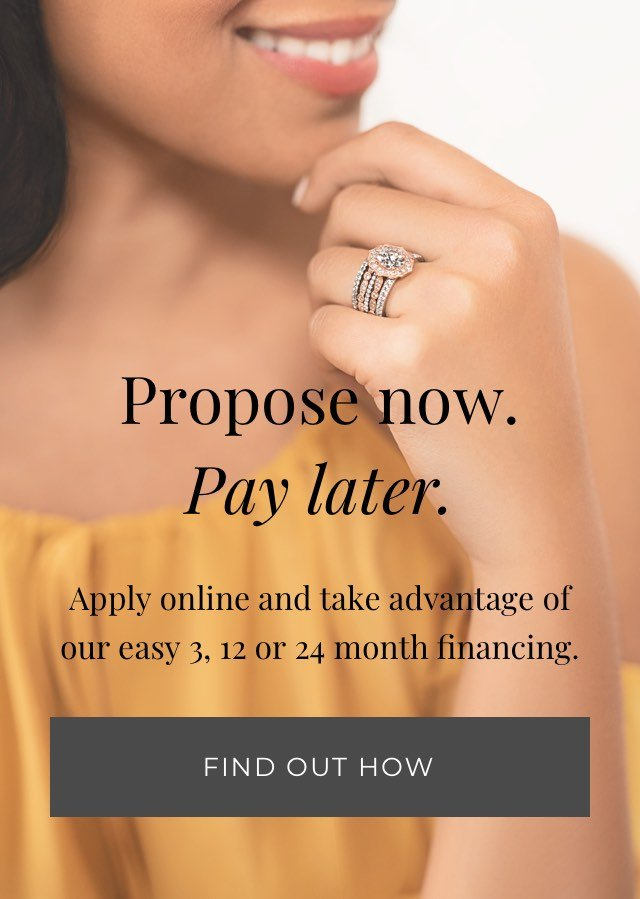 Propose now. Pay later