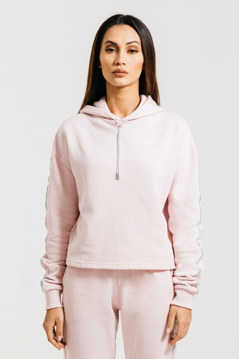 Future Pink Hood