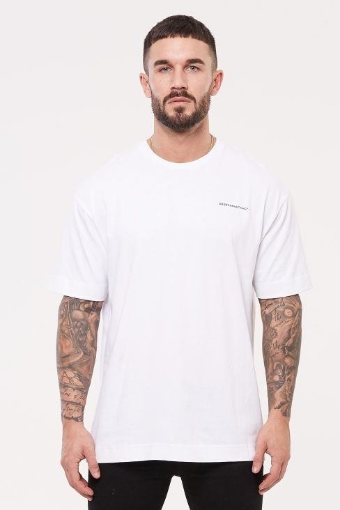 Oversized White T-shirt