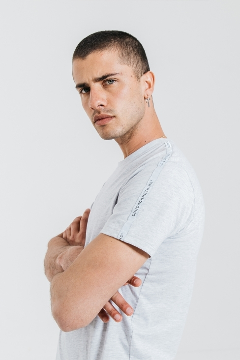 Future Grey T-shirt
