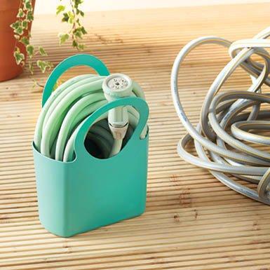 Magic Soft Extendable Stretch 30 Metre Garden Hose & Reel